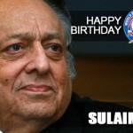 Felicidades Jose Sulaiman