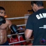 Photos- Yuriokis Gamboa Putting in Work For Perez