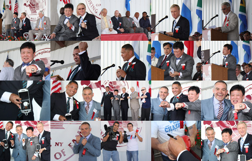 PHOTO GALLERY- Induction Ceremony-IBHOF Induction weekend 2013
