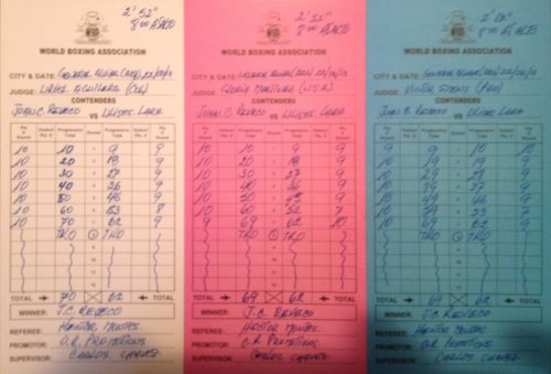 Reveco - Lara - Scorecards and Analisys