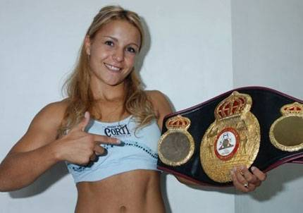 Yesica Bopp will make an exhibition fight in a Buenos Aires penitentiary