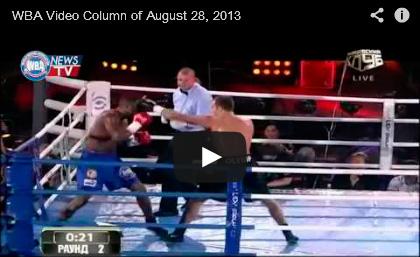Video Columna AMB – Agosto 29, 2013