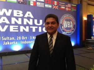 Entrevista a Gustavo Padilla – Juez internacional de la AMB