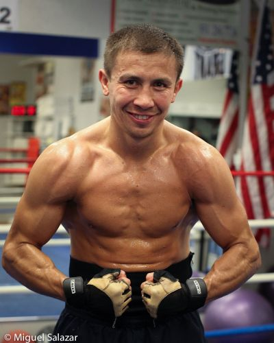 AMB otorga permiso especial para pelea Golovkin vs Stevens