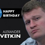 Congratulations to the Heavyweight champion Alexander Povetkin