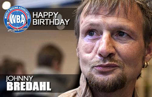 Happy Birthday Johnny Bredahl