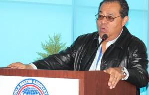 Miguel Prado WBA Convention Lima