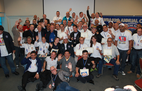 WBA INTERNATIONAL OFFICIAL SEMINAR AT LIMA