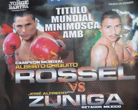 Chiquito Rossel listo para su defensa en Lima