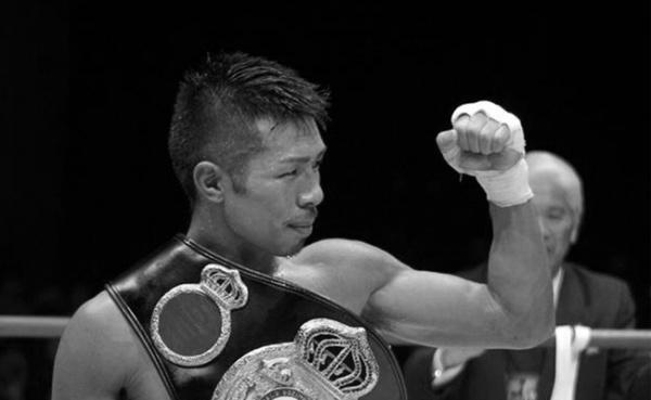 Takashi Uchiyama promoted to 130 lbs super champion status