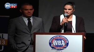 WBA Video Column of October 23 2013