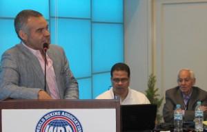 Gilberto Jesús Mendoza presentó el resumen de la 92 Convención de Lima