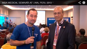Video: WBA Medical Seminar in Lima, Peru