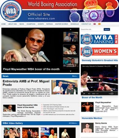 Nuevo diseño de nuestra web www.wbanews.com