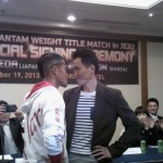 Photos: Koki Kameda - Yung-Oh Son Face to Face in Korea