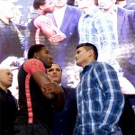 Broner - Maidana Press Conference by Hogan Photos