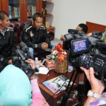 CJ + DY with Indonesian Media