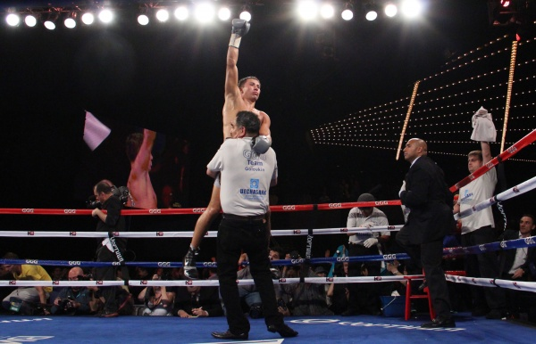 Gennady Golovkin named WBA's  January 2014 Boxer of the Month