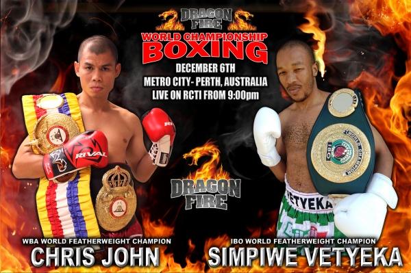 JOHN vs VETYEKA Press Release - Promo Photo