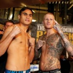 Nielsen - Pinzon Weigh-in