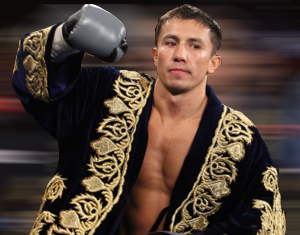 Gennady Golovkin WBA Middleweight World Champion