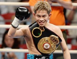 Kazuto Ioka relinquished his 108-pound belt