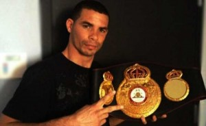 Richard Abril WBA Champion