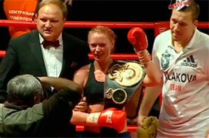 Esteche vs Svetlana II will take Moscow in September