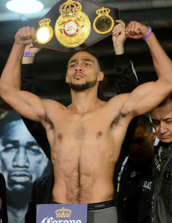 Keith Thurman – Boxer of the month Jul-2015
