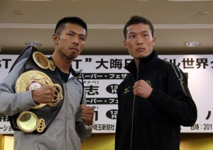 Photos: Uchiyama – Kaneko Press Conference