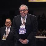 Ioka vs Alvarado - Robert Mack WBA Official