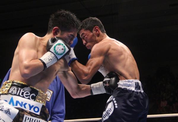 Photos Ioka vs Alvarado