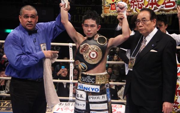 Ioka y Uchiyama retienen en Japón