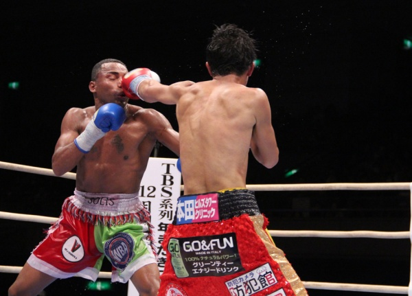 Liborio Solis Upsets Daiki Kameda To Deny Unification