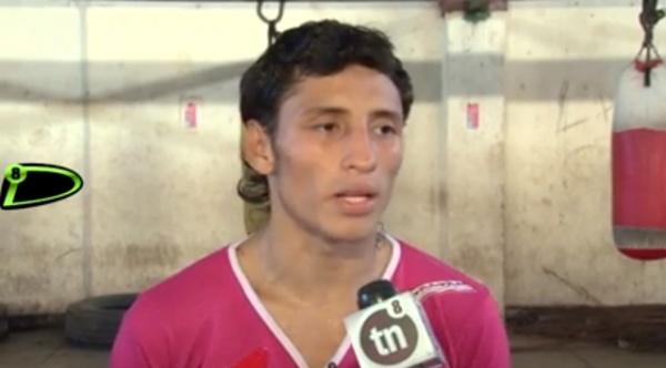 Video: Entrevista con Felix Alvarado