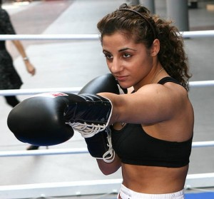 Susi Kentikian Flyweight Champion