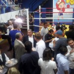 Chemito Moreno opens his gym
