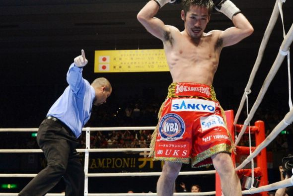 Ryo Miyasaki relinquished title and moves up division