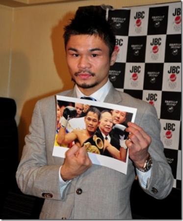 Kono to face Denkaosen for vacant WBA 115lb belt