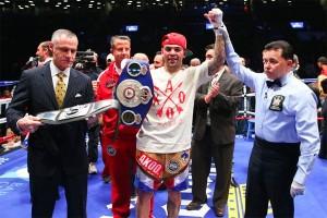 Luis Collazo retains International belt with stunning KO