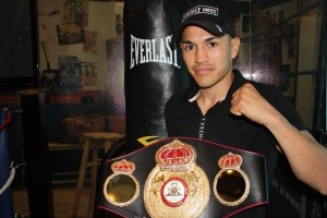 """Gallo"" Estrada defends on Saturday"