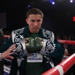 Gennady Golovkin WBA Middleweight Champion