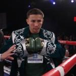 Gennady Golovkin WBA Middleweight Champion