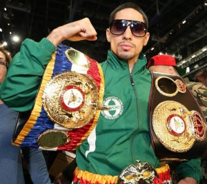 WBA returns to Puerto Rico for Danny Garcia title defense