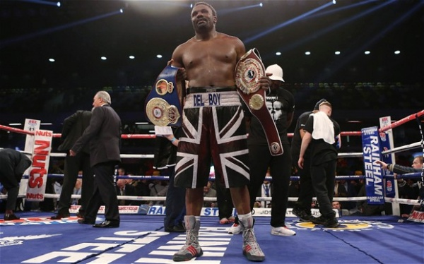 Dereck Chisora beats Kevin Johnson in unanimous decision