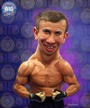 Gennady Golovkin WBA Middleweight World Champion