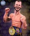 Jarrod Fletcher WBA International Middleweight Champion
