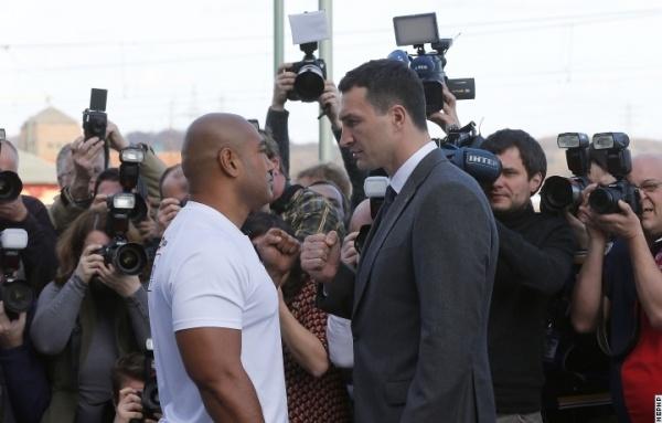 Wladimir Klitschko - Alex Leapai Press Conference