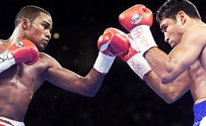 De la Hoya and Trinidad, KO drugs allies, come to Canastota