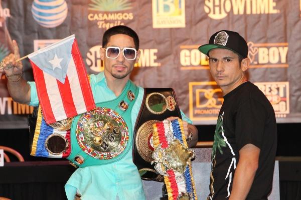 Photos: Danny Garcia vs. Mauricio Herrera Final Press Conference in Puerto Rico